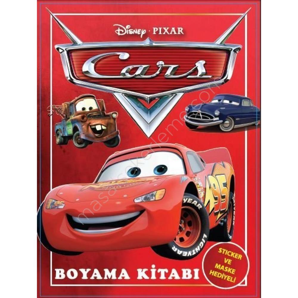 Cars Arabalar Boyama Kitabi Stickerli 16 Sayfa 3 81 Tl Kdv
