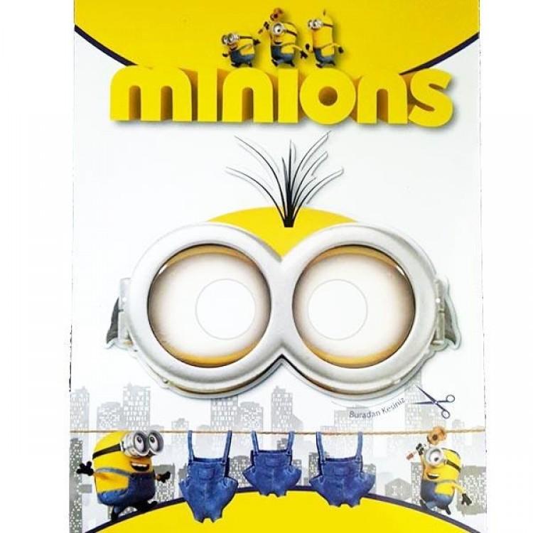 Minions Boyama Kitabi Stickerli 16 Sayfa 3 81 Tl Kdv