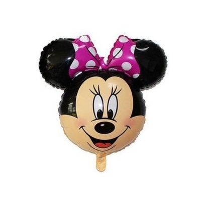 Minnie Mause Folyo Balon