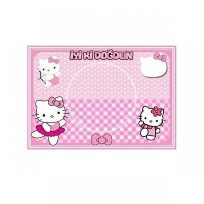 Hello Kitty Amerikan Servis - 8 Adet
