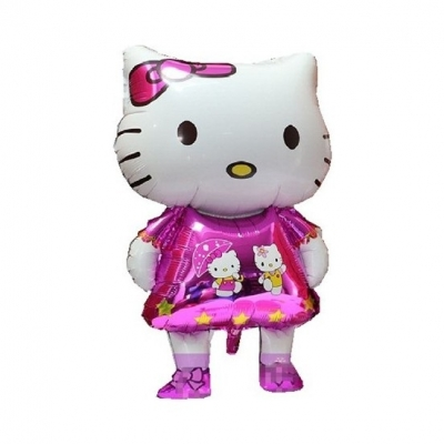 Hello Kitty Folyo Balon