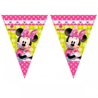 Minnie Mouse Temalı Flama